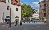 Германия,Мюнхен,осень 2015 года
