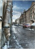 Санкт-Петербург, суббота, 8.30 утра