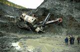 Добыча презренного металла. ЧП. Патомское нагорье, Дальняя Тайга, верховья ручья Хорлухтах