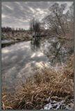 Подмосковье, река Истра