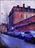 улица Заставская  вчера