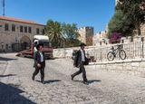 Иерусалим. Уличная зарисовка.