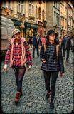 Прага, осень 2015 года