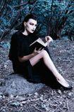 AristovArt, портрет, девушка, ведьма