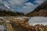 Приэльбрусье, река Баксан, Кавказ...