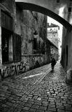 Mесто фотографирования, улица Саская-Мала Страна-Прага-1