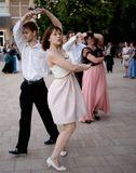 Танцы на Почтовой