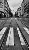 Mесто фотографирования, улица Йечна-Новый Город-Прага-2