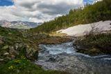 Дукинское ущелье, Архыз, Кавказ...