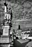 Mесто фотографирования, Карлов мост –Прага-1