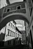 Mесто фотографирования, Туновская улица Мала Страна-Прага-1