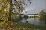 Вологда,Спасо_прилуцкий монастырь....