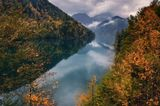 Октябрь. Абхазия.