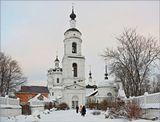 Малоярославец. Никольский Черноостровский монастырь
