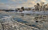 Москва река, Звенигород