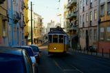 Трамвай №28. Лиссабон