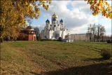 Николо-Угрешский мужской монастырь. 24.10.2016.