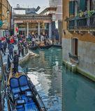 Хмурый осенний день в Венеции