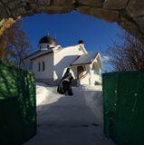 Церковь Святой Троицы в Бехово.