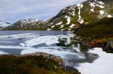 *  *  *Всех с началом весны - весеннего настроения и удач !*  * *Норвежское лето - июль у озера Лагватнет на высоте 1500 м., фюльке Оппланн, Восточная Норвегия