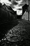 Mесто фотографирования, улицa Чернинская-Градчаны-Прага-1