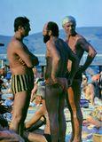 Коктебель, пляж, 1984