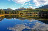 """Национальный парк """"Скалистые горы"""" в штатеКолорадо."""