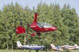 Автожи́р — винтокрылый летательный аппарат, в полёте опирающийся на несущую поверхность свободновращающегося в режиме авторотации несущего винта. Другие названия автожира — гироплан, гирокоптер.