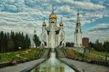 место основного служения управляющего Ханты-Мансийской епархией, епископа Ханты-Мансийского и Сургутского Павла.