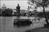 Mесто фотографирования, Малостранские набережная-Мала Страна-Прага-1