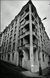Mесто фотографирования, Некланова улица-Вышеград-Прага-2