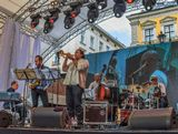 VII международный фестиваль джаза. Lviv Summer Days Criss Cross All Stars feat. Mike Rodriguez, Will Vinson, Misha Tsiganov, Matt Brewer, Donald Edwards
