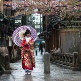 Свадьба в Киото