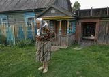 Очередная сцена деревенской жизни
