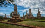 Аютхайя Таиланд.    Таиланд,храмы,путешествие,пейзаж,Аютхайя,
