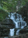 Карпаты. Водопад Шипот.