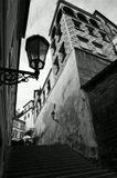 Mесто фотографирования, Ратушная лестница-Градчаны-Прага-1