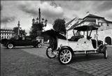 Mесто фотографирования, Градчанская площадь -Градчаны-Прага-1
