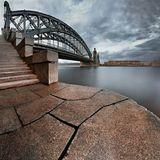 Санкт-Петербург, Большеохтинский мост