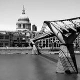 Лондон, мост через Темзу