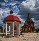 Заволжский Свято-Ильинский женский монастырь, Самарская обл.