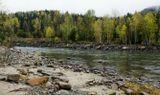 Конец сентября. Рудный Алтай.