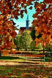 Mесто фотографирования, Чернинский сад -Градчаны-Прага-1