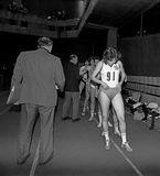 Манеж, Липецк, международные соревнования по многоборью, 1986
