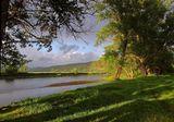 река Юрюзань. Южный Урал