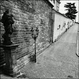 Mесто фотографирования, улица К Граду-Градчаны-Прага-1