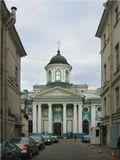 Армянская церковь Святой Екатерины(1771-1776г)— храм Армянской апостольской церкви на Невском проспекте в Санкт-Петербурге.