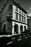 Mесто фотографирования, Гусова улица -Cтарый Город-Прага-1