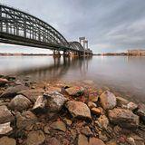 Санкт-Петербург, Финляндский железнодорожный мост