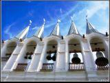Тихвинский Успенский Большой монастырь. Колокольня